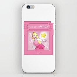 Gameboy Portrait Series - Princess Peach iPhone Skin
