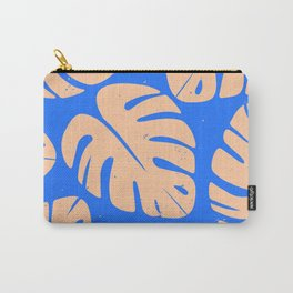 Monstera Leaf Print 5 Carry-All Pouch