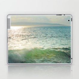 Pā'ako Beach Iridescence Laptop & iPad Skin