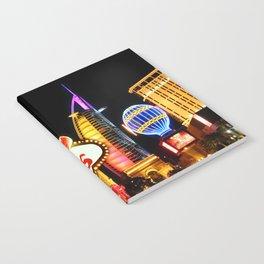 Living Las Vegas 2 Notebook