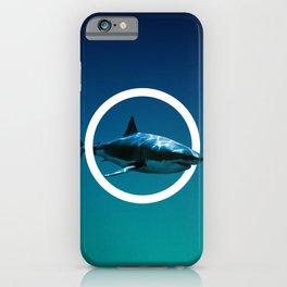 Shark. iPhone Case