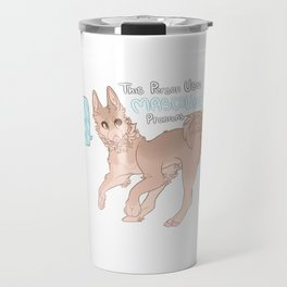 Masc Shibe Travel Mug