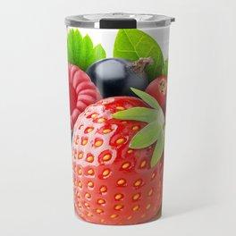 Fresh berries Travel Mug