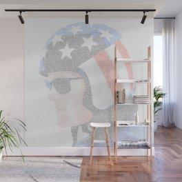 Easy Rider Screenplay Print Wall Mural