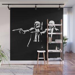 Pulp Fiction parody Wall Mural