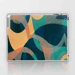 Lake Kaindy (Kazakhstan) Laptop & iPad Skin