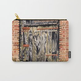 Stable Door Outside Carry-All Pouch