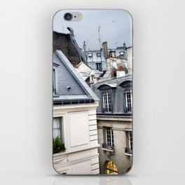 Paris Rooftops iPhone Skin