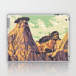 Dinosaur Provincial Park Laptop & iPad Skin