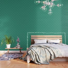 Checkered Skulls Pattern III Wallpaper