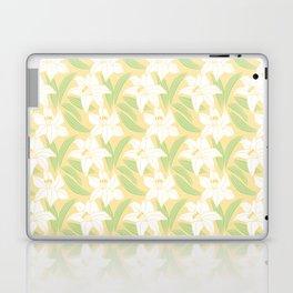 Japanese Floral Pattern 01 Laptop & iPad Skin