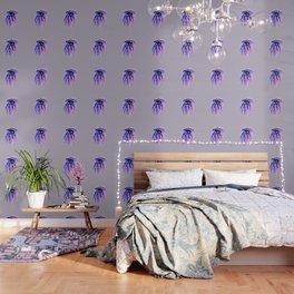 Blue eye splashing Wallpaper