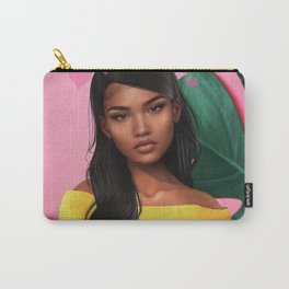 honey.   bleu's creations Carry-All Pouch