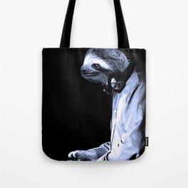 DJ Sloth Tote Bag