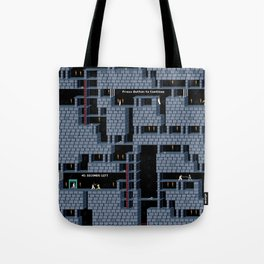 Prince of Persia Tote Bag