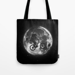 E.T.B. (monochrome series) Tote Bag