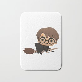 Little Wizard Bath Mat