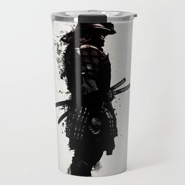 Armored Samurai Travel Mug