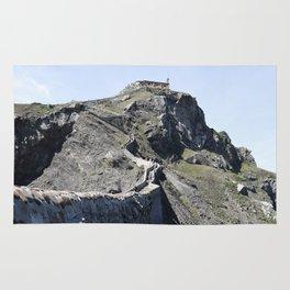 San juan de Gaztelugatxe Rug