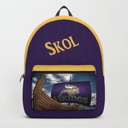 Viking Ship Backpack