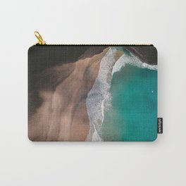 waves #society6 #decor #buyart Carry-All Pouch