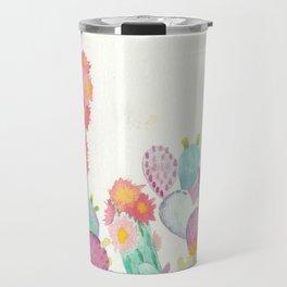 Pretty And Prickly Travel Mug