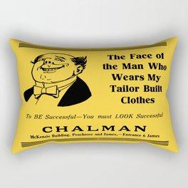 Look successful! Rectangular Pillow