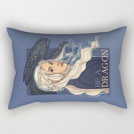 You're a Dragon Rectangular Pillow