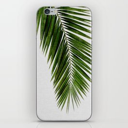 Palm Leaf I iPhone Skin
