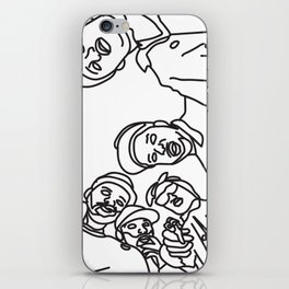 ASAP Mob iPhone Skin