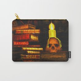 Books Of Magic Carry-All Pouch