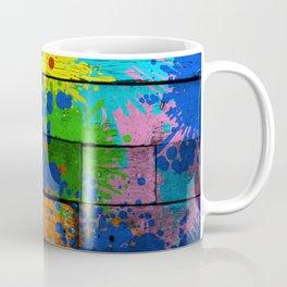 Messy Artist Coffee Mug
