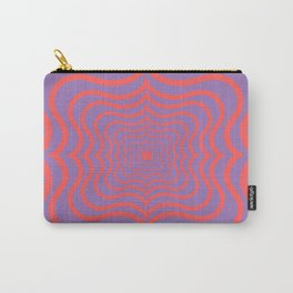 Optical web Carry-All Pouch