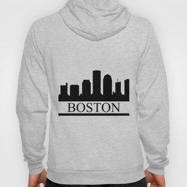 Boston skyline Hoody