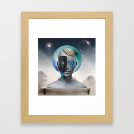 Not Your Ancient Egyptian Grandmother's Apothecary Framed Art Print