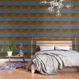 "Odilon Redon ""Fishing Village, Brittany"" Wallpaper"