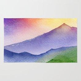 Sunrise Mountain Rug
