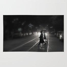 Streets of Kolkata Rug