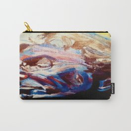 Phil Lesh Acrylic Painting Grateful Dead and Furthur Carry-All Pouch