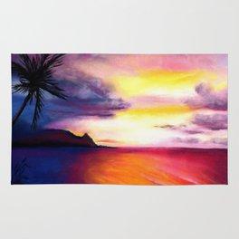 Hanalei Sunset Rug