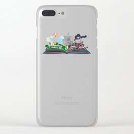 EcoBook Clear iPhone Case