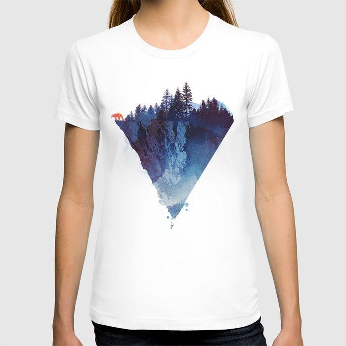 Near to the edge T-shirt