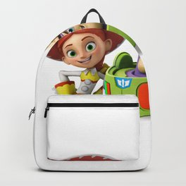 story toys 3 Backpack