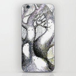 Trädandar (Tree spirits) iPhone Skin