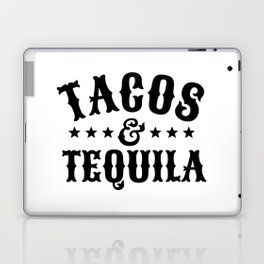Tacos & Tequila Laptop & iPad Skin