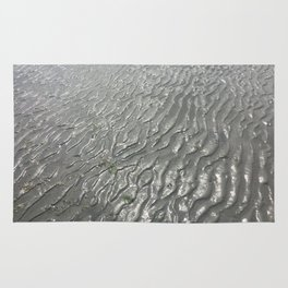 Imprints of Ripples Rug