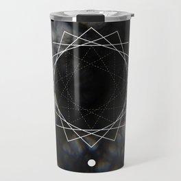 Sun Delay Geometry Travel Mug