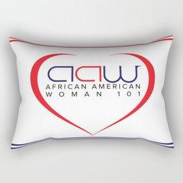African-Americanwoman101 Rectangular Pillow