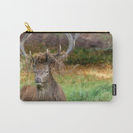 Crowned. Carry-All Pouch