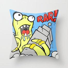 Bad, Cornelius! Throw Pillow